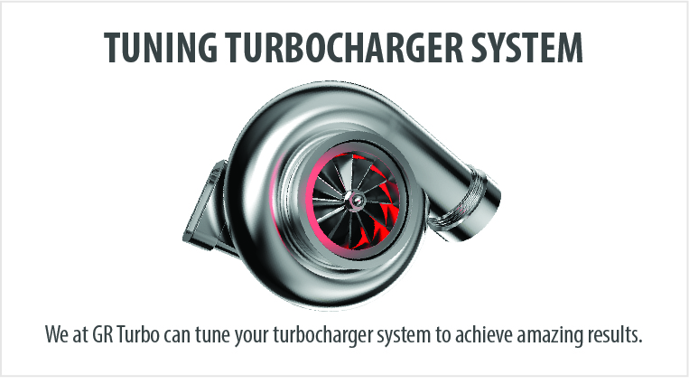 We at GR Turbo can tune your turbocharger system to achieve amazing results.